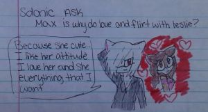 Ask max by AmyRoseXShadowlover