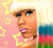 Nicki Minaj by Nisha2313