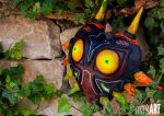 Majoras Mask by MaxMcDuck