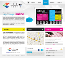 CMYK Webdesign by ABD-esign
