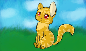 Cat Adoptable (Open) by Dream15