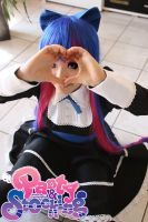 Stocking Cosplay - Doki Doki by SuperMinaco
