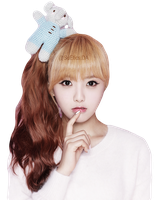 PNG YOONJO - BY SUGROWL by suetics