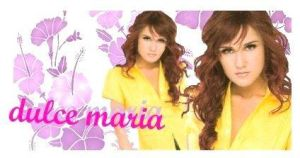 DulceMaria baner by mila851
