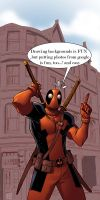 Deadpool gives advices by drazebot