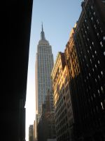 new york streets 4 by VIRGILE3MBRUNOZZI