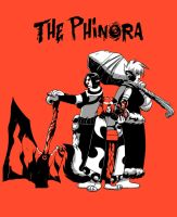Phinora Comic Cover 2 by angieness