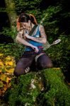 Lara Croft 2013 Cosplay by ReginaIt