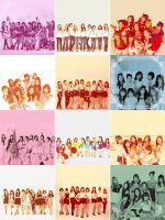 SNSD - Cf by sayhellotothestars