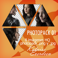 Pack PNG y JPG| Katniss Everdeen - Mockingjay | HD by Sweetheartonfire