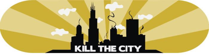 Kill The City by DannySheds