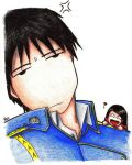 Roy Mustang by Nazachan