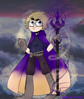 Kingdom of Creatures - Seamus the Powerful by radicalrumps