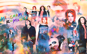 My Chem wallpaper 014 by saygreenday