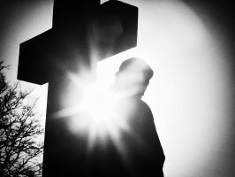 Cross by Bazz-photography