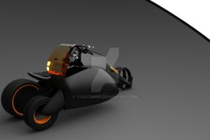 Motorcycle Model10 by TOASTme69