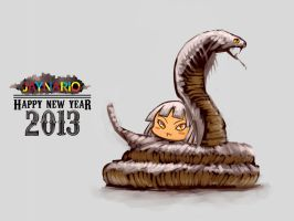 Happy new year!! by Oinario