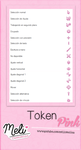 Token Pink by MeliCreations
