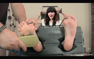Zooey Deschannel Tickle Fake by IRholyNinja