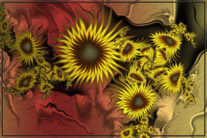 Sunflowers by AntiCollegiality