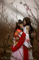 Shan Wuling and Sima Yi by sweet-osmanthus