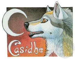 Casidhe Badge by Shadow-Wolf