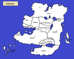 Eritherka, the First Continent by Monue