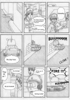 World of Tanks Comic:Comrade pag 3/4(Not Finished) by CommanderErwinRommel