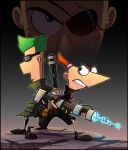 PnF - Epic Brothers by RatchetMario