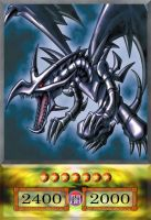 Red-Eyes Black Dragon by PlayStationScience