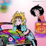 After School We'll Steal a Car by Psychedelic-Factory