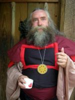 Uncle Iroh Cosplay by LeafyWildFlower