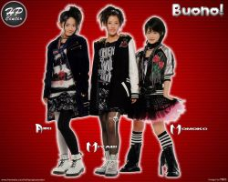 Buono Fashion by NEO-Musume
