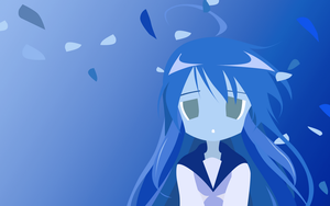 Konata Vector by Dafoose