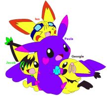 Adopted- Pikachu Siblings by Niffykid-Adoption