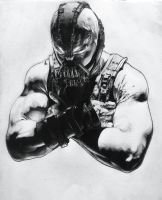 BANE! The Fire Rises. by MDraker