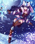 Commission : Winter Sivir - League of Legend by Murlovely
