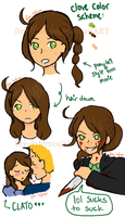 Clove Doodles by fire-inferno
