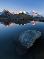 Bernina Alpenglow by TobiasRichter