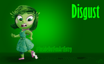 DISGUST - Inside Out by GreenYosh