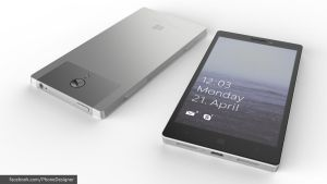 Surface Phone 2 by Jonas-Daehnert