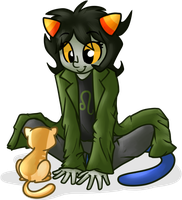 Nepeta by LittlePinkAlpaca