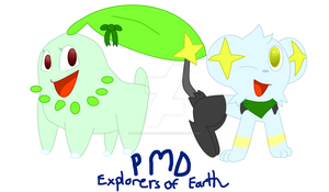 PMD Explorers of Earth THE SERIES by thisisspartacat1230
