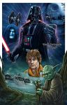 The Empire Strikes Back by VinRoc