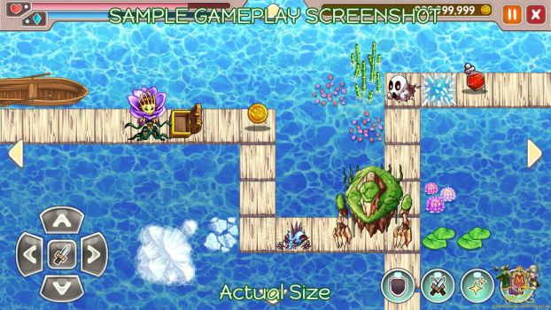 WHIMSY CREATURES - Sample Gameplay Screenshot by Resa11