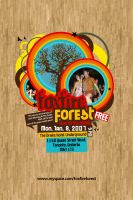 Foxfire Forest - flyer02 by agentfive