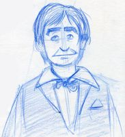 Second Doctor by wulfae