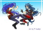 Duo Guitare by Kaellyr