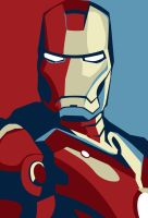 Iron Man Hope Poster by eukl31dhs
