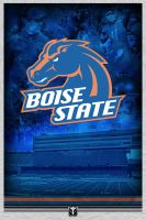 Boise State Football by othesandmano